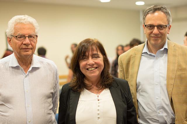 Carmen Midaglia, nueva decana de Ciencias Sociales