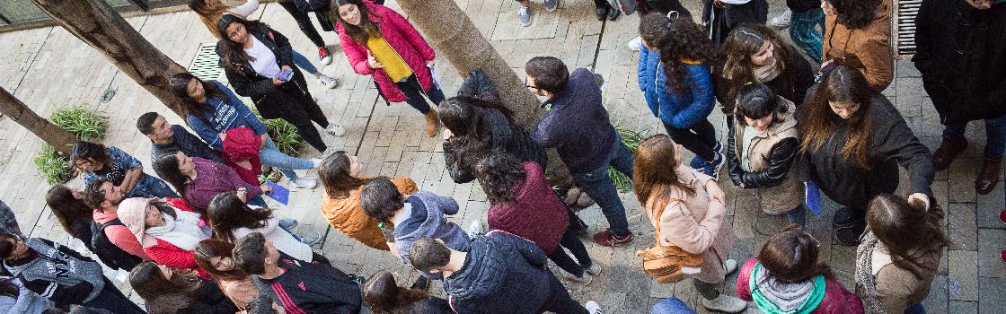 Inscripciones de ingreso a Facultad de Ciencias Sociales 2020