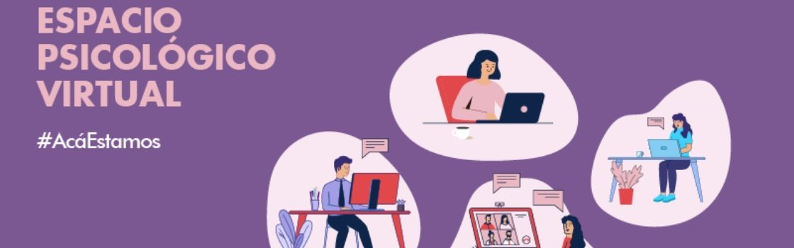 Espacio psicológico virtual para nuevos estudiantes