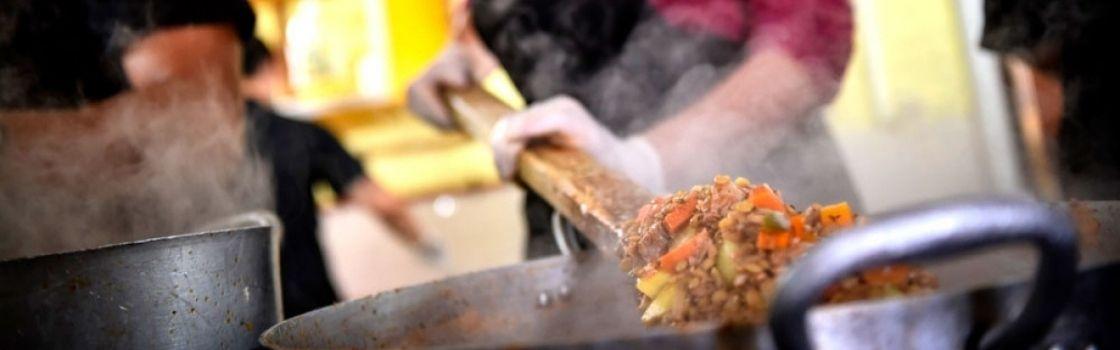 Ollas y merenderos sirvieron ocho millones de platos según estudio de Udelar, FCS y AEBU