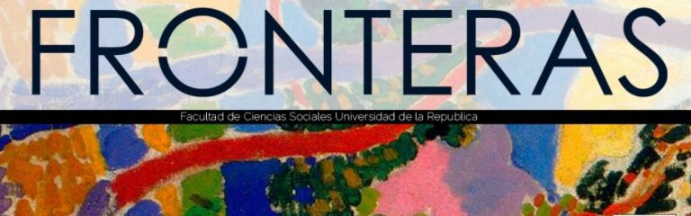 Revista Fronteras Nº 16